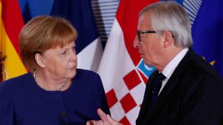 Γερμανία: Έχουμε πολύ μεγάλη εμπιστοσύνη στον Γιούνκερ