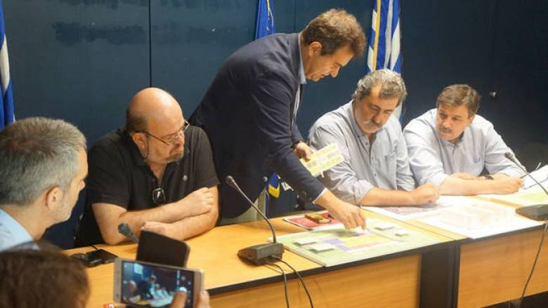 O Ρέντσο Πιάνο σχεδίασε το νέο Γενικό Νοσοκομείο Κομοτηνής (pics)