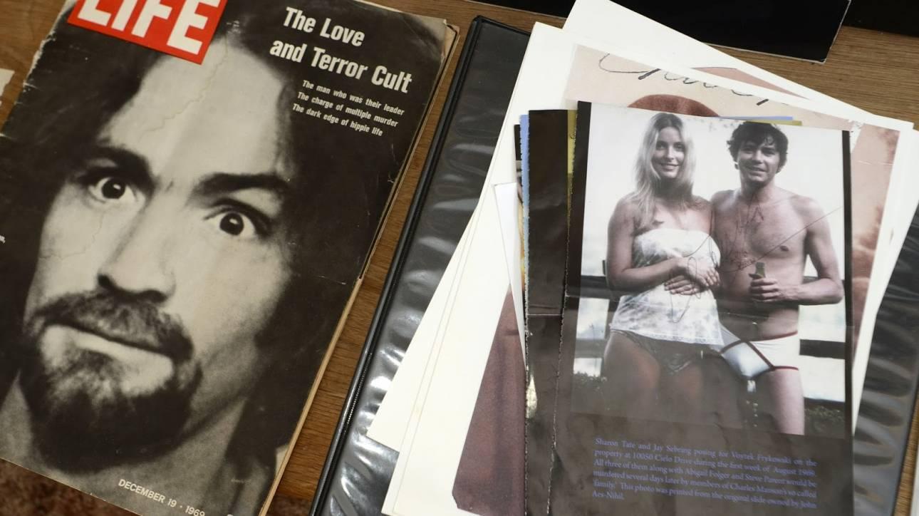 Σάρον Τέιτ: στο σφυρί η περιουσία της τραγικής ντίβας που σφαγιάστηκε από τον Μάνσον