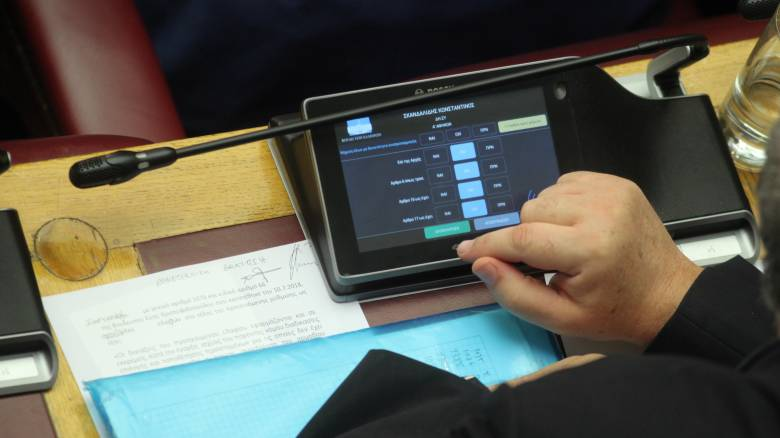 «Διάτρητο» το χρυσοπληρωμένο ηλεκτρονικό σύστημα ψηφοφορίας της Βουλής