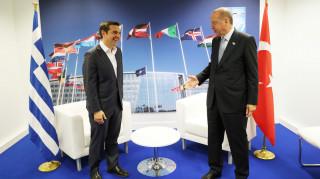 Τι αποκαλύπτει ο Ερντογάν για τη συνάντησή του με τον Τσίπρα