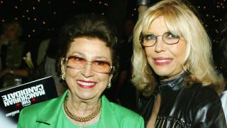 Πέθανε η Νάνσι Σινάτρα, πρώτη σύζυγος του θρυλικού Φρανκ Σινάτρα
