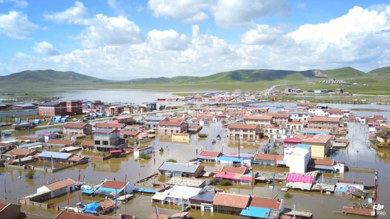 Κίνα: Χάος από τις πλημμύρες - Έρχονται νέες έντονες βροχοπτώσεις