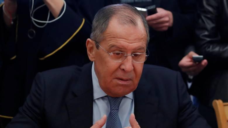 Λαβρόφ για απέλαση διπλωματών: Η Ελλάδα ακολουθεί την πολιτική της Δύσης απέναντι στη Ρωσία