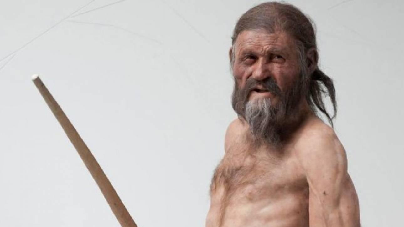 Τι περιείχε το τελευταίο γεύμα του Οτζι, του Ανθρώπου των Πάγων