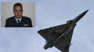 Πτώση Mirage 2000: Αντιπτέραρχος ο πιλότος Γιώργος Μπαλταδώρος