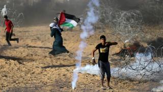 Δύο οι νεκροί Παλαιστίνοι έφηβοι στη Λωρίδα της Γάζας