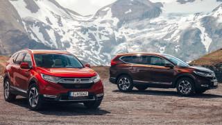 Αυτοκίνητο: Το νέο Honda CR-V έγινε ακόμα πιο καλό και 7θέσιο και υβριδικό