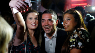 Πανηγυρισμοί στην πΓΔΜ για την πρόσκληση ένταξης στο ΝΑΤΟ