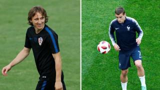 Παγκόσμιο Κύπελλο 2018: Η ...«χρυσή μάχη» Γκριεζμάν και Μόντριτς