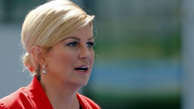 Κολίντα Γκραμπάρ-Κιτάροβιτς: Η αντισυμβατική πρόεδρος της Κροατίας