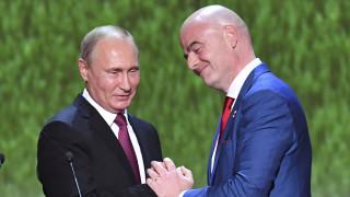 Παγκόσμιο Κύπελλο: Η Ρωσία έδωσε τη σκυτάλη στο Κατάρ