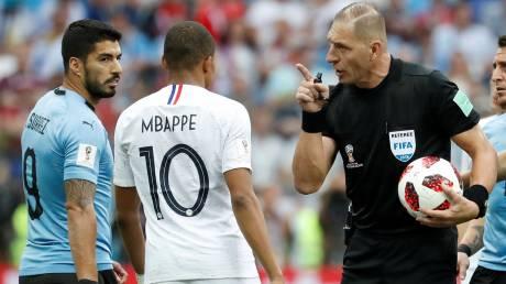 Παγκόσμιο Κύπελλο 2018 - Νέστορ Πιτάνα: Από κομπάρσος σε ταινία... διαιτητής στον τελικό