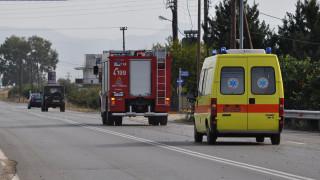 Ημαθία: Τροχαίο δυστύχημα με νεκρό έναν 35χρονο