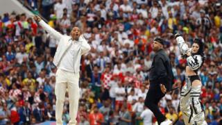 Παγκόσμιο Κύπελλο Ποδοσφαίρου 2018: 35 υπέροχες στιγμές από την τελετή λήξης
