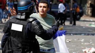 Παγκόσμιο Κύπελλο 2018: Σοβαρά επεισόδια στο Παρίσι πριν την έναρξη του τελικού