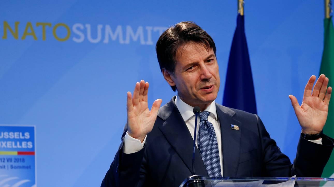 Ικανοποίηση Ιταλίας για την ανταπόκριση της Ευρώπης στο θέμα των 450 μεταναστών