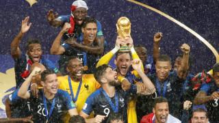 Παγκόσμιο Κύπελλο Ποδοσφαίρου 2018: Η Γαλλία στην κορυφή του κόσμου