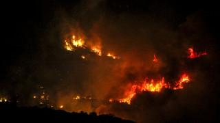 Πυρκαγιά στα Φαλάσαρνα Κισάμου