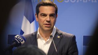 Τσίπρας: Συγχαρητήρια σε Γαλλία και Μακρόν για την κατάκτηση του Μουντιάλ