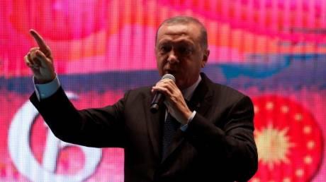Ερντογάν: Δεσμεύομαι ότι θα συνεχίσω τις εκκαθαρίσεις