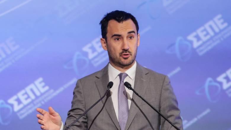 Χαρίτσης: Η Ευρώπη είναι μπροστά σε κρίσιμα διλήμματα, όμως η Ελλάδα έχει λάβει σαφή θέση
