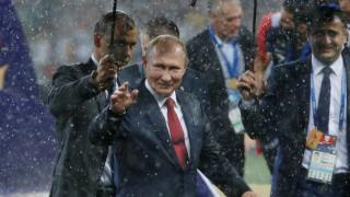 Πούτιν: 25 εκατ. κυβερνοεπιθέσεις στη Ρωσία κατά τη διάρκεια του Μουντιάλ