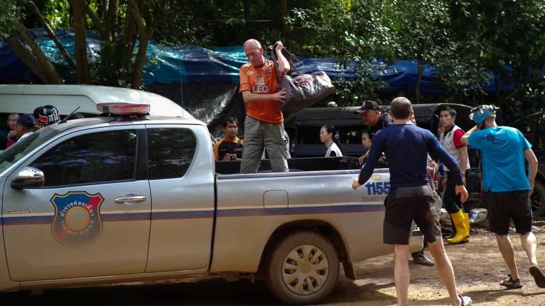 Γιατί σπηλαιολόγος σκέφτεται να μηνύσει τον Ίλον Μάσκ