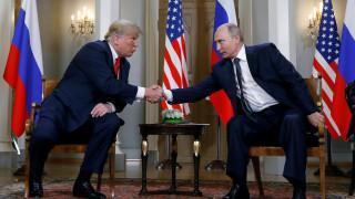 Τραμπ: Καλή αρχή η τετ-α-τετ συνάντηση με τον Πούτιν
