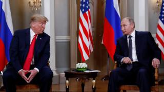 Ο Τραμπ έκλεισε το μάτι στον Πούτιν