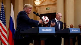 Το συμβολικό δώρο του Πούτιν στον Τραμπ