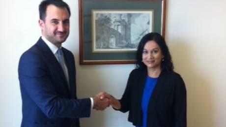 Υφ. Εξωτερικών ΗΠΑ: Οι μεταρρυθμίσεις της ελληνικής κυβέρνησης βοηθούν τους επενδυτές