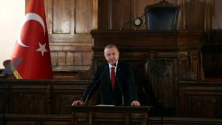 Τουρκία: Κατατέθηκε το νομοσχέδιο που θα ενισχύσει τις εξουσίες των Αρχών