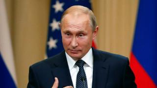 Πούτιν: Να μην τελούν πλέον υπό ομηρία οι σχέσεις Ρωσίας - ΗΠΑ