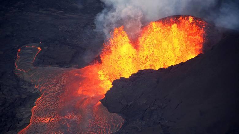 Χαβάη: «Ιπτάμενη» λάβα τραυμάτισε δεκάδες τουρίστες