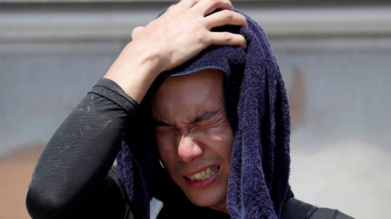 «Καίγεται» η Ιαπωνία: Νεκροί και χιλιάδες νοσηλευόμενοι λόγω καύσωνα
