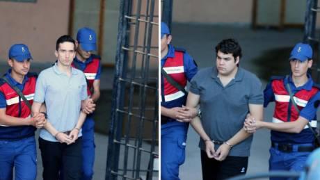 Νέο «όχι» του τουρκικού δικαστηρίου στην απελευθέρωση των Ελλήνων στρατιωτικών