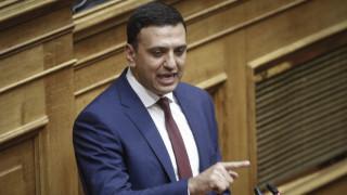 Κικίλιας για Συμφωνία Πρεσπών: Βλέπω πανηγυρισμούς στην πΓΔΜ, όχι σε κάποια ελληνική πόλη