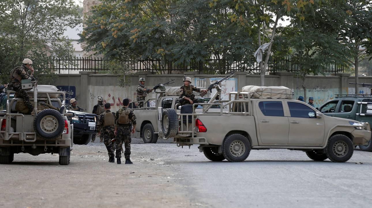 Αφγανιστάν: 15 Ταλιμπάν σκοτώθηκαν σε επίθεση του ISIS