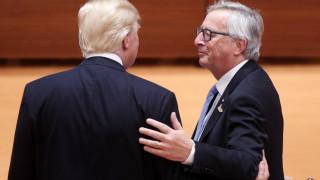 Συνάντηση Γιούνκερ - Τραμπ: Στο επίκεντρο οι εμπορικές σχέσεις