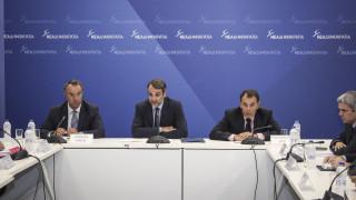 Μητσοτάκης: Μείωση φόρων και ασφαλιστικών εισφορών για τους δικηγόρους