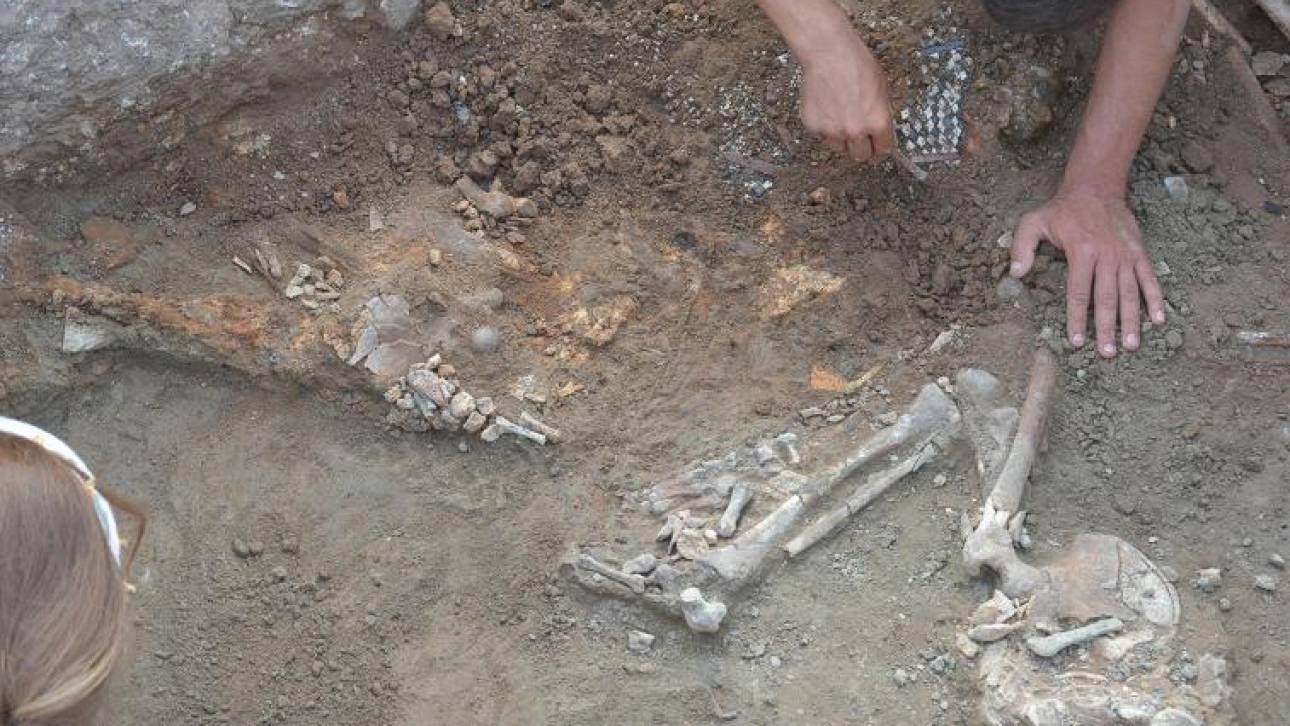 Σπάνιο εύρημα: Βρέθηκαν σκελετοί από ανθρωποθυσίες στην αρχαία Μεσοποταμία