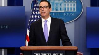 ΗΠΑ: O Μνούτσιν δεν θα έχει επίσημες συναντήσεις με Κινέζους αξιωματούχους στη G20