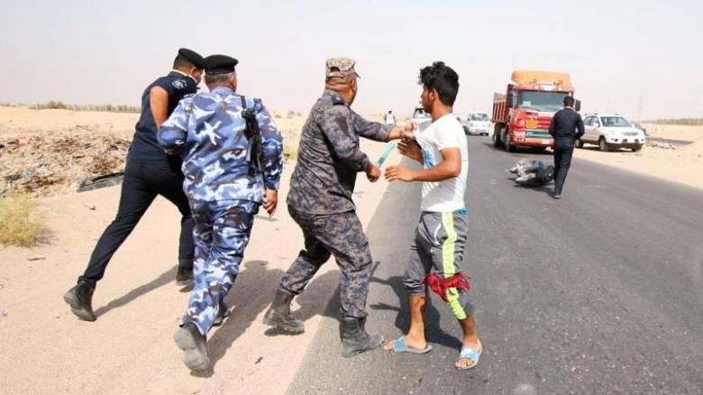 Ιράκ: Οκτώ νεκροί σε συγκρούσεις διαδηλωτών με την αστυνομία στα νότια της χώρας
