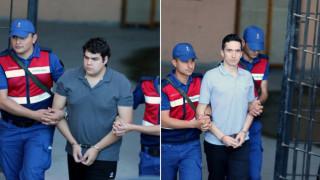 «Δεν υπήρχε πρόθεση για διάπραξη εγκλήματος»: Τι κατέθεσαν οι δύο Έλληνες στρατιωτικοί