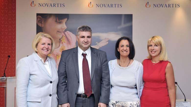 Novartis Hellas: Παρουσίαση της Έκθεσης Εταιρικής Υπευθυνότητας 2016-2017