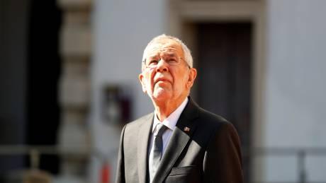 Δριμεία κριτική του Αυστριακού προέδρου στην κυβέρνηση της χώρας