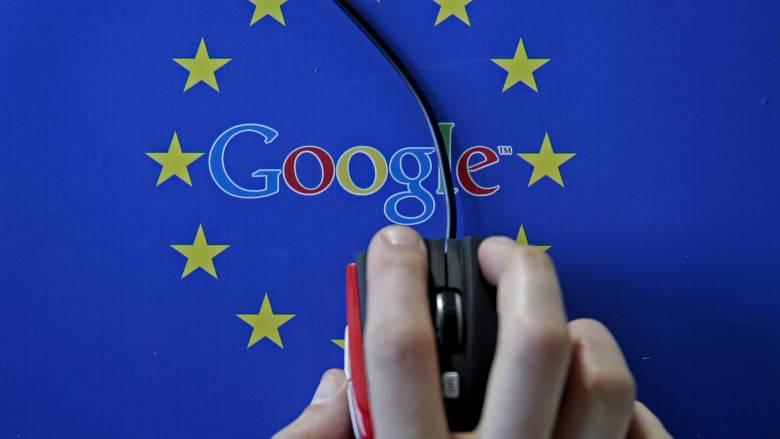Πρόστιμο-ρεκόρ 4,3 δισ. στη Google από την Ευρωπαϊκή Επιτροπή