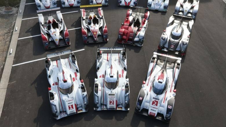 Αυτοκίνητο: Δείτε μέσα σε 90 δεύτερα όλους τους νικητές των 24 Ωρών του Le Mans