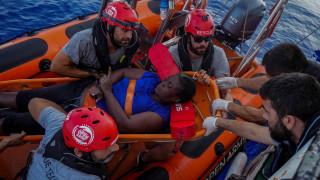Γκασόλ: Απάνθρωπο και εγκληματικό να πεθαίνουν άνθρωποι στη Μεσόγειο